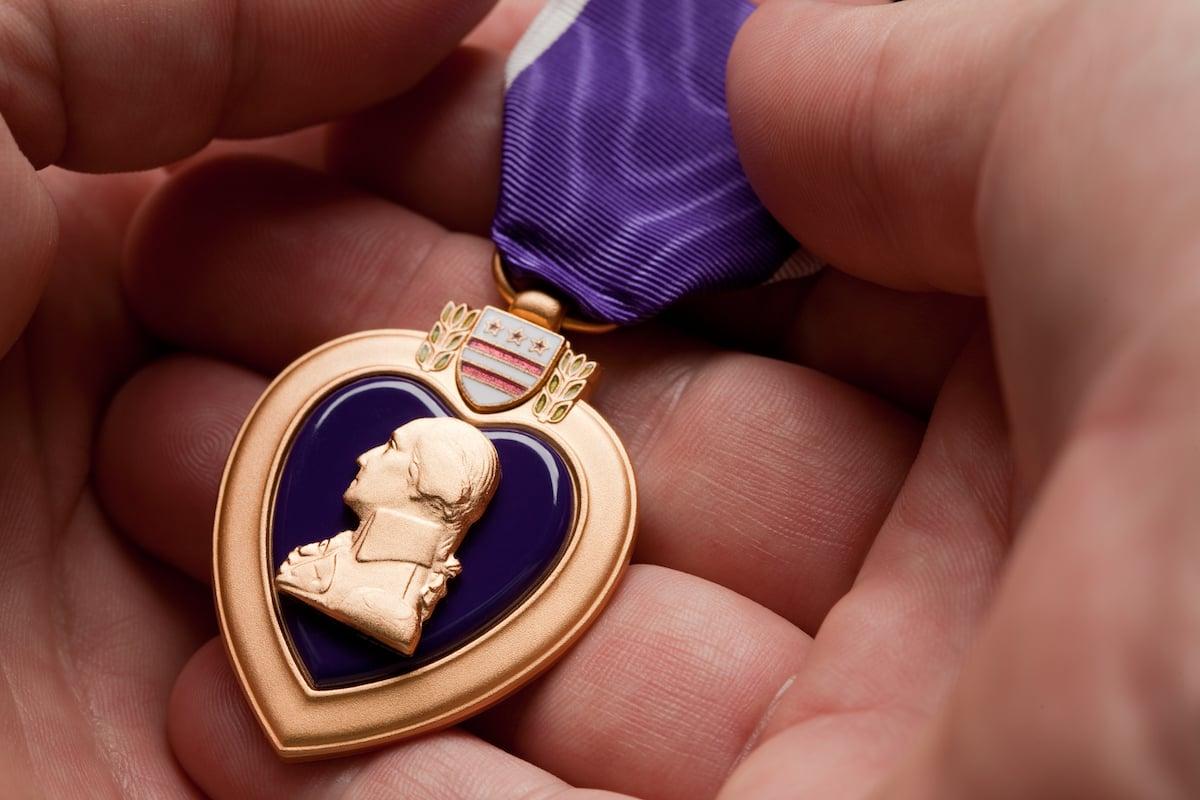 McClellan - Purple Heart