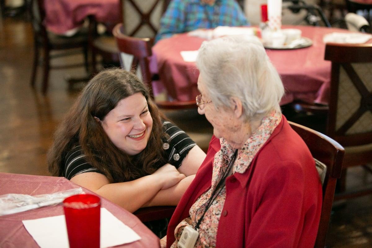 McClellan Senior Living - Socialization Opportunities