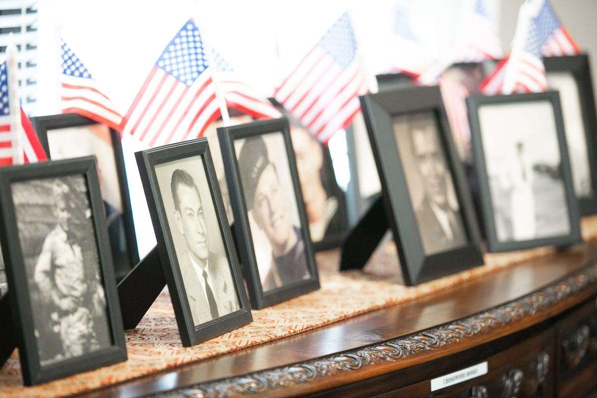 McClellan Honors Our Veterans