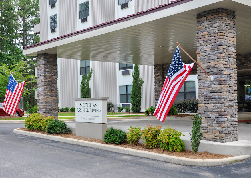 McClellan Senior Living Receives Deficiency Free Survey from Alabama Department of Health
